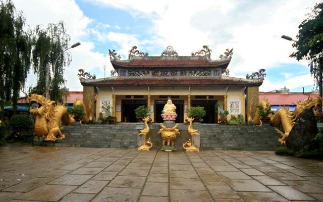 Chùa Linh Quang - Hai Bà Trưng