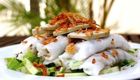 Bánh Cuốn Nóng Giang - Lê Thanh Nghị