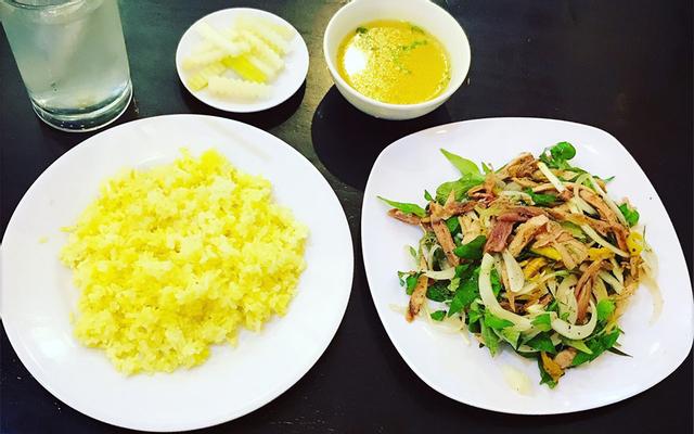 Cơm Gà Bà Nguyệt - Lê Đình Dương