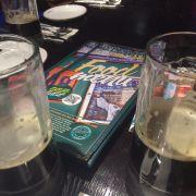 Sport bar & enjoy beer