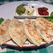 bánh quesadillas truyền thống