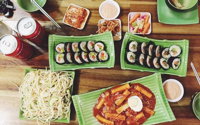 Kimbap Hàn Quốc - Miếu Hai Xã