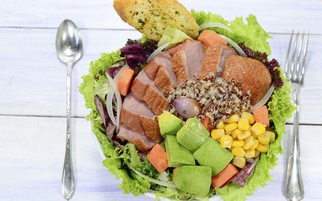 WowBox Salad - Đề Thám