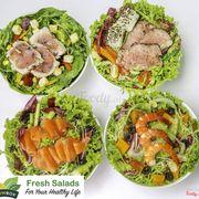 4 món salad signature của WowBox