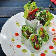Salad vietnamese nè. Đang hóng món mới hằng tuần