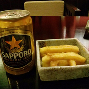 Chesse tẩm miso<a class='hashtag-link' href='/ho-chi-minh/hashtag/sapporopremiumbeer-188774'>#SapporoPremiumBeer</a>