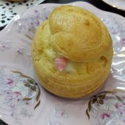 Japanese Ice Cream Puff