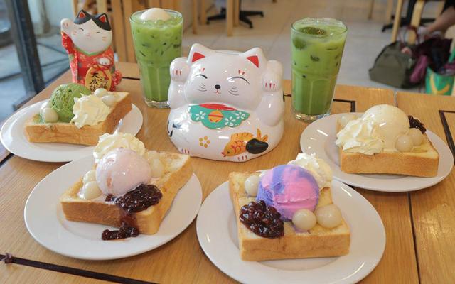 Japanit Matcha & Coffee House - Trần Hưng Đạo