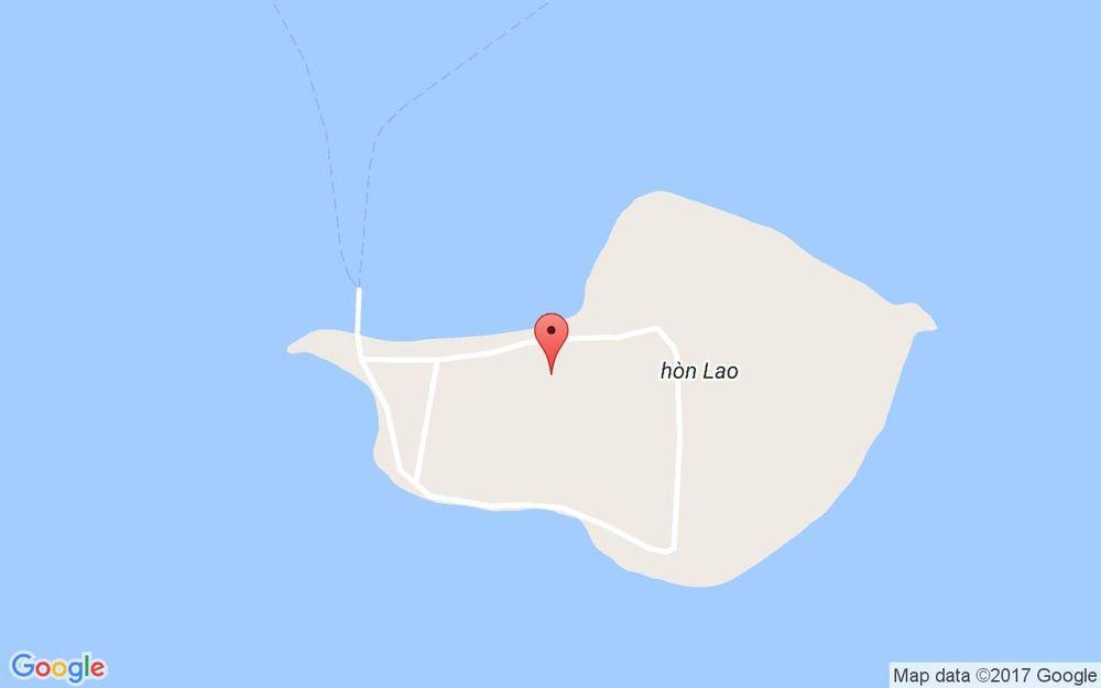 Vị trí bản đồ Hòn Lao, Cát Lợi, Vĩnh Lương Tp. Nha Trang Khánh Hoà