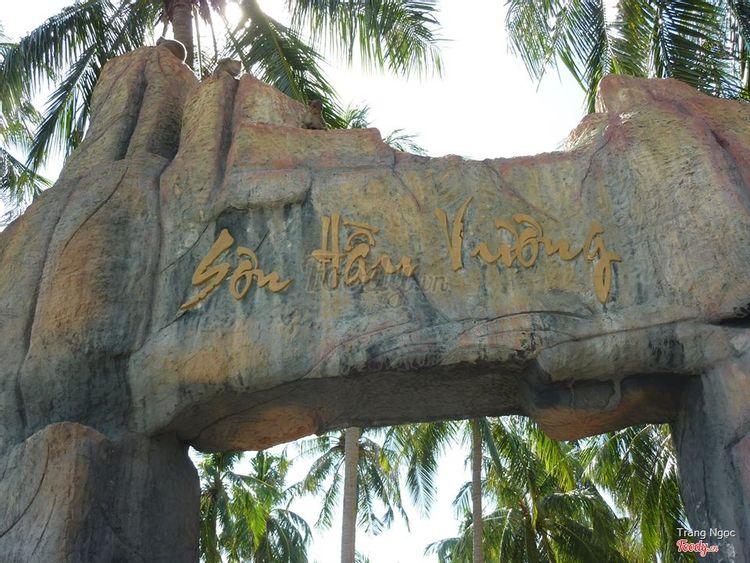 Khu Du Lịch Đảo Khỉ - Hòn Lao ở Khánh Hoà