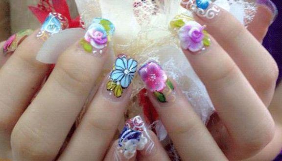 Trang Nails - Nguyễn Hoàng