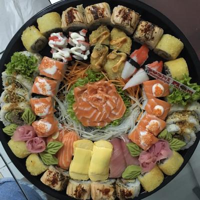 set sushi 428k