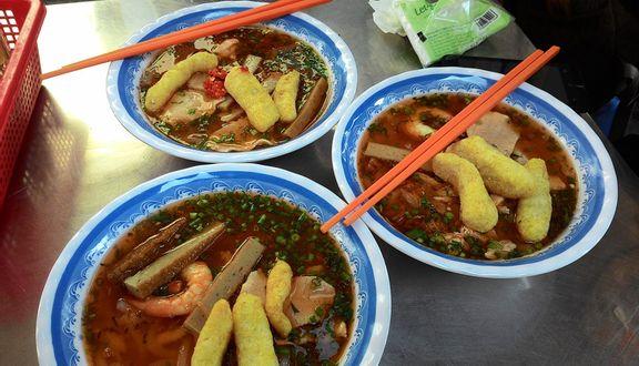 Bánh Canh Cua - Lê Lai