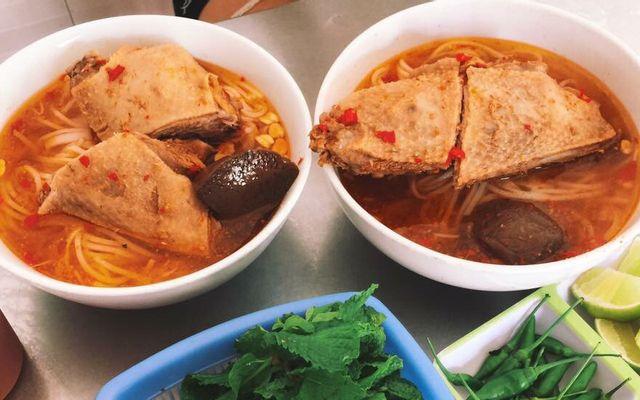 Mì Quảng Vịt Trại Hòm - Trần Phú