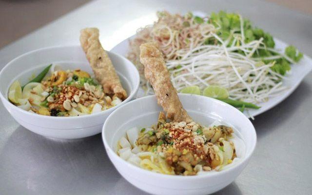 Mì Quảng Thi - Hoàng Diệu