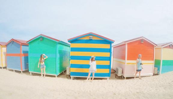 Coco Beach Camp - Lê Minh Công