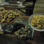 Buffet tối :(