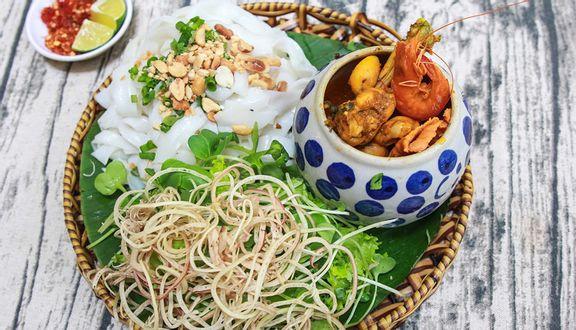 Mì Quảng Ếch Bếp Trang - Ông Ích Khiêm