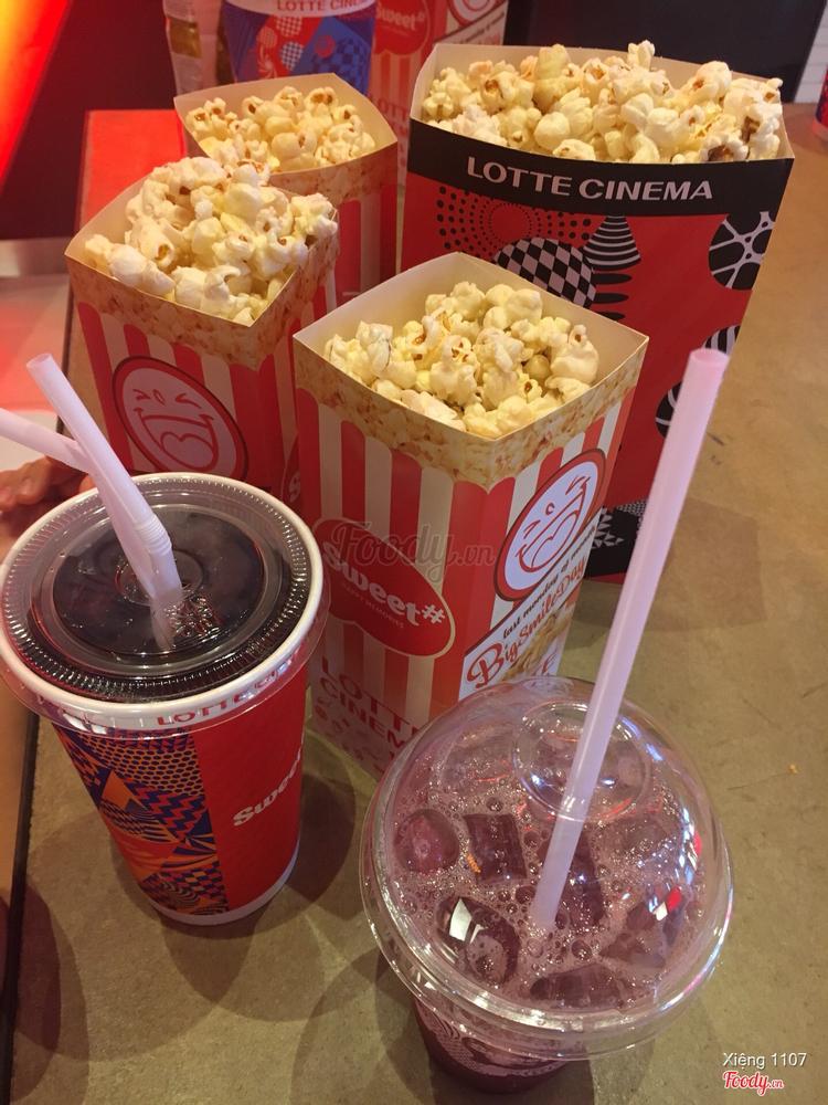 Lotte Cinema - Big C ở Huế