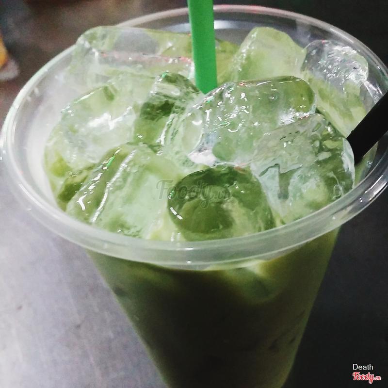 trà sữa thái xanh 12k