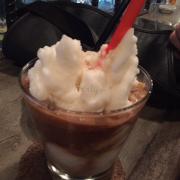 Cafe sữa dừa
