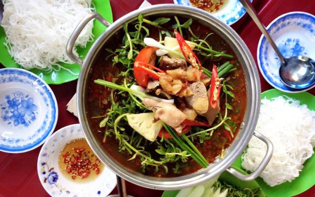 Lẩu Cá Tỷ - Chu Văn An