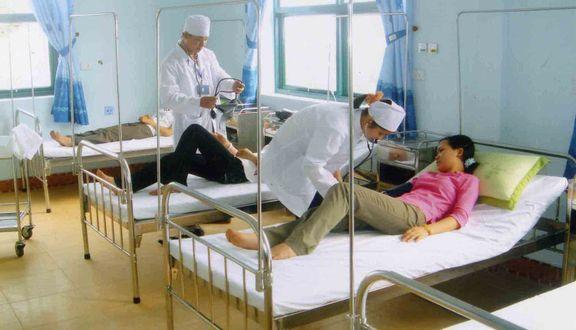 Bệnh Viện Cọc 7 - Trần Quốc Tảng