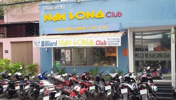 Nam Long - Billiard Club - Hòa Hưng