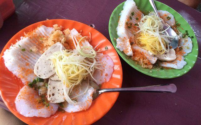 Khu Ăn Uống - Bà Huyện Thanh Quan