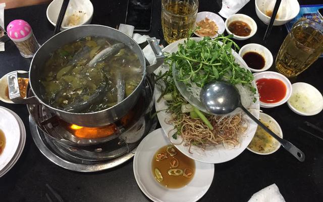 Lẩu Cá Kèo Bà Huyện - 18 Bà Huyện Thanh Quan
