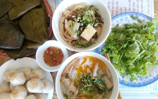 Quán Chay Hương Sen - Lê Thanh Nghị