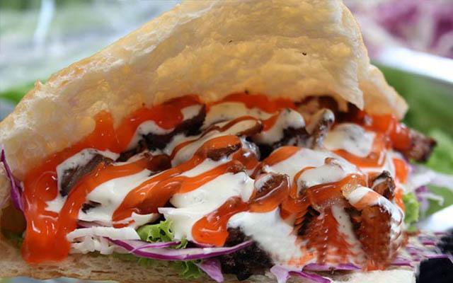 Bánh Mì Kebab - Trần Cao Vân
