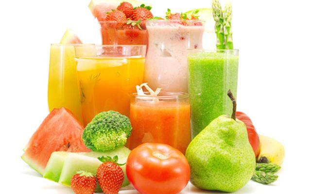 Sinh Tố Double Juice - Cách Mạng Tháng 8