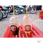 Cafe và chanh sả