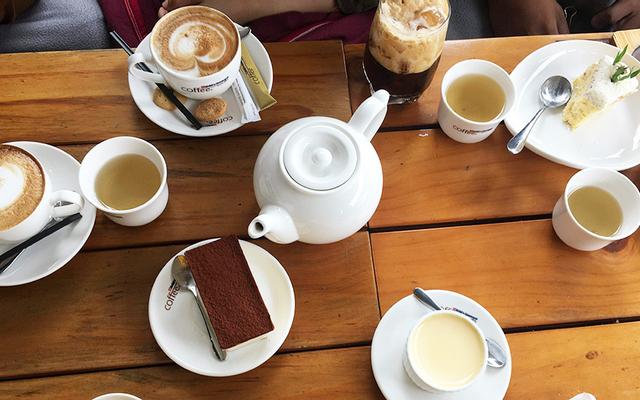 Bùi Văn Ngọ Coffee - Tên Lửa