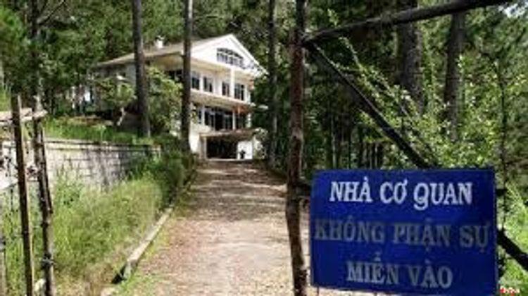Nhà Ma Đèo Prenn ở Lâm Đồng