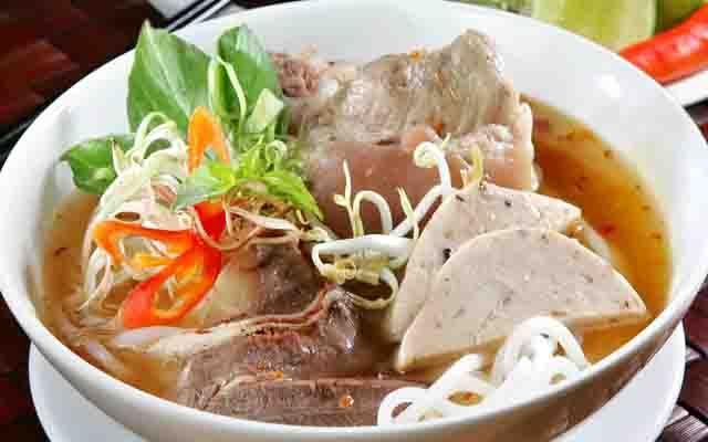 Bún Bò Huế - Hồ Thị Kỷ