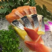 sashimi  - Phần này 150k