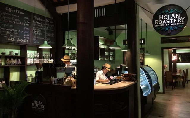 Hoi An Roastery - Esppresso & Coffee House