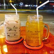Lục trà chanh và trà sữa truyền thống