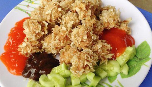 Khu Ăn Vặt Nguyễn Lương Bằng