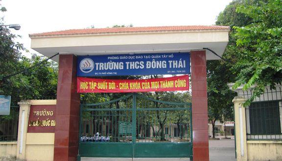 THCS Đông Thái - Võng Thị
