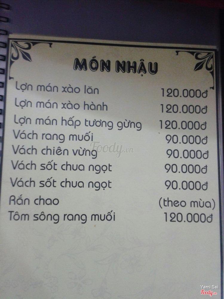 Cường Huế - Lẩu Trâu Tươi ở Lạng Sơn