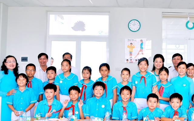 Trường Tiểu Học & THCS CLC Sky-Line
