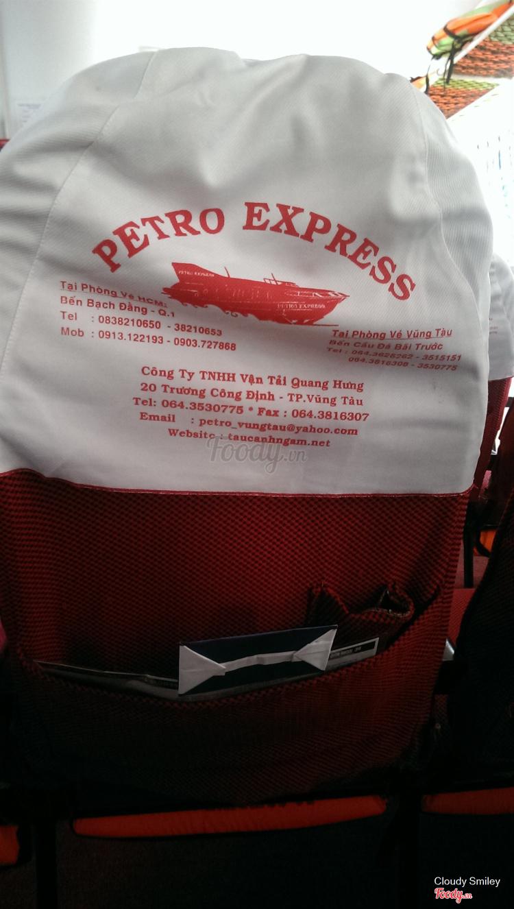 Petro Express - Hạ Long ở Vũng Tàu