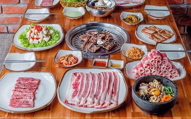 Gogi House - Quán Nướng Hàn Quốc - SC VivoCity