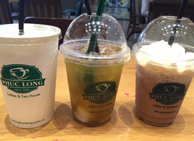 Phúc Long Coffee & Tea - SC VivoCity