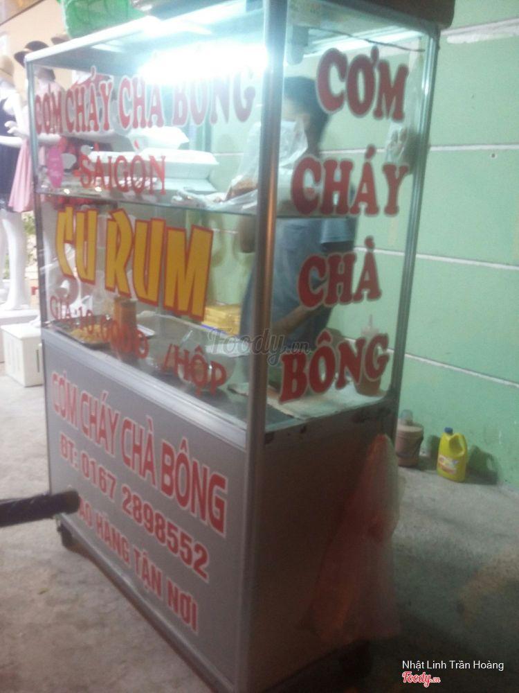 Cơm Cháy Chà Bông Cu Rum - Nguyễn Hữu Huân ở Khánh Hoà