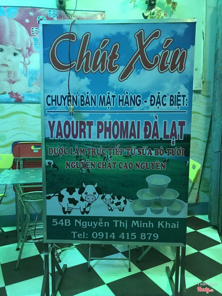 Chút Xíu - Yaourt Phomai - Nguyễn Thị Minh Khai ở Khánh Hoà
