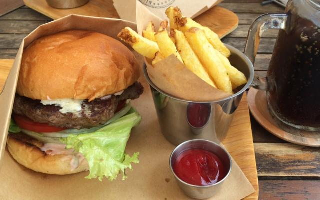 Burger Bro's - An Thượng
